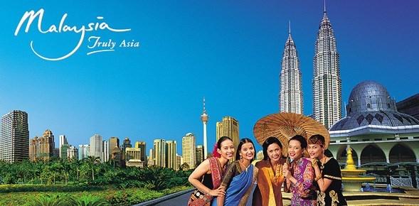Malasia apunta a recibir a 30 millones de turistas extranjeros en 2020 hinh anh 1