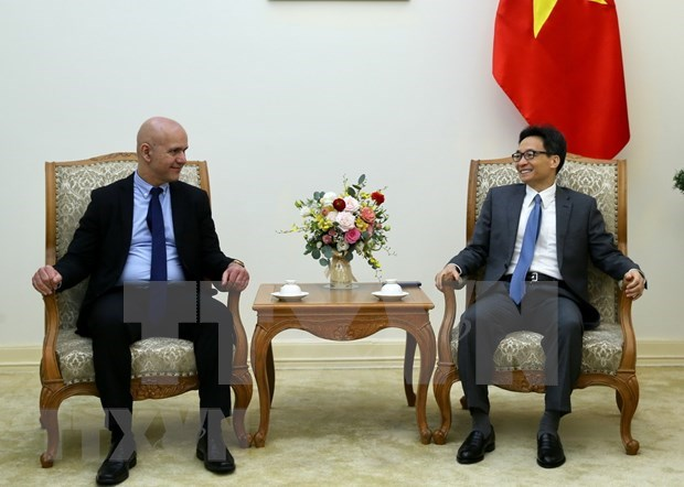 Vietnam prioriza asuntos de bienestar social en la ASEAN hinh anh 1
