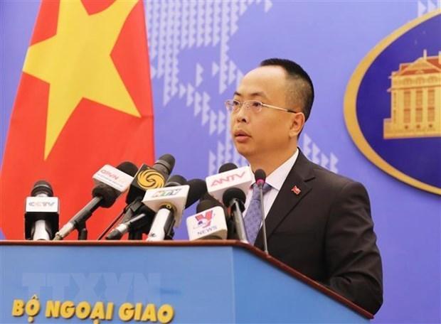 Vietnam continua trabajando con China y otros paises en lucha contra COVID-19 hinh anh 1