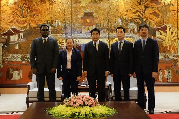 Intercambio cultural, pilar de cooperacion entre Hanoi y Malasia hinh anh 1