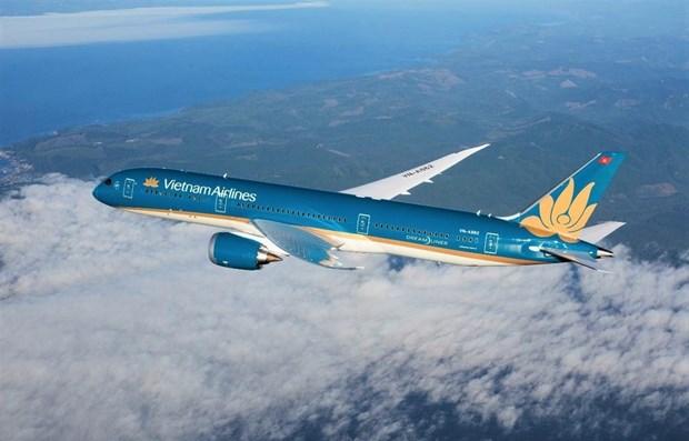 Vietnam Airlines y Vinpearl entablan lazos para servicios turisticos entre Vietnam y Rusia hinh anh 1