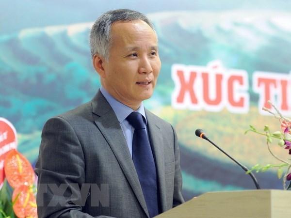 Vietnam y Corea del Sur determinados a incrementar intercambio comercial pese a coronavirus hinh anh 1