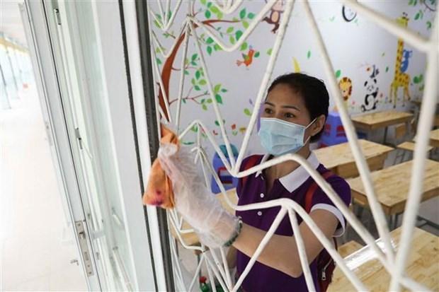 Vietnam controla con exito situacion sanitaria desatada por COVID-19 hinh anh 1