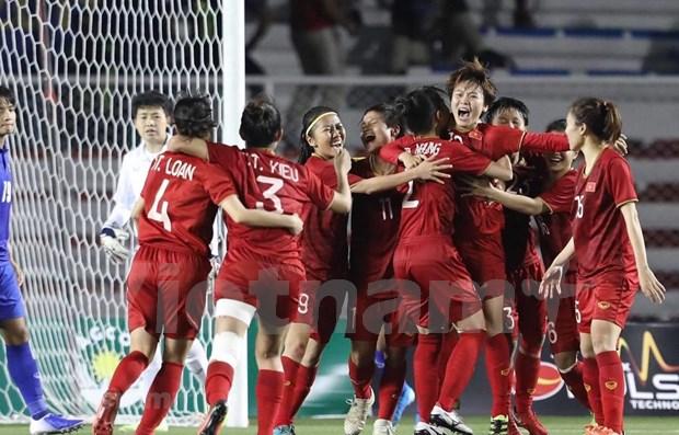 Seleccion masculina de futbol de Vietnam jugara amistoso con Kirguistan hinh anh 1