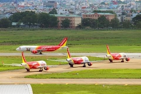 Lanza Vietjet Air de Vietnam ofertas especiales para vuelos en Asia hinh anh 1