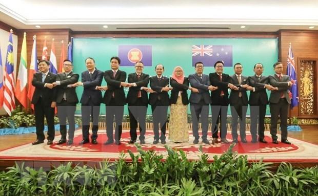 Vietnam reafirma atencion en impulsar lazos entre ASEAN y Nueva Zelanda hinh anh 1