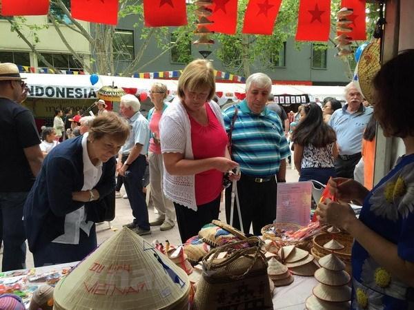 Promueven imagen de Vietnam en Festival Multicultural en Australia hinh anh 1