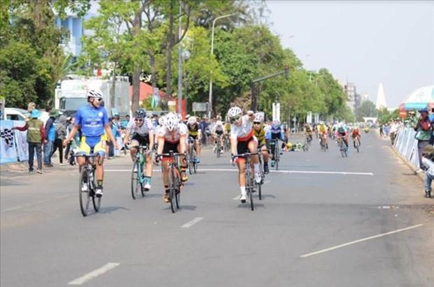 Celebraran en provincia vietnamita torneo internacional de ciclismo femenino hinh anh 1