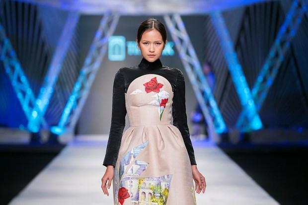 Tiny Ink, marca pionera de decoracion textil a mano en Vietnam hinh anh 1