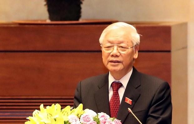 Vietnam felicita a Brunei por su Dia Nacional hinh anh 1