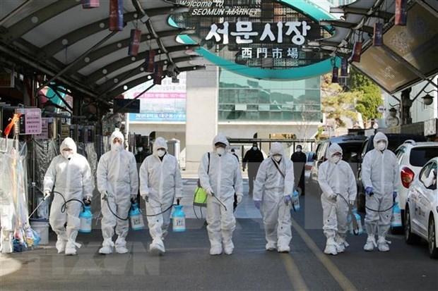 Cancilleria vietnamita acelera medidas de proteccion de ciudadanos en Corea del Sur hinh anh 1