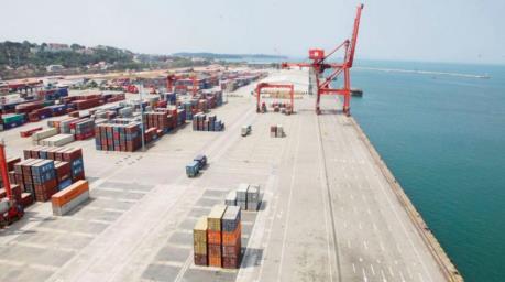 Camboya planea construir un nuevo puerto de aguas profundas en Sihanoukville hinh anh 1