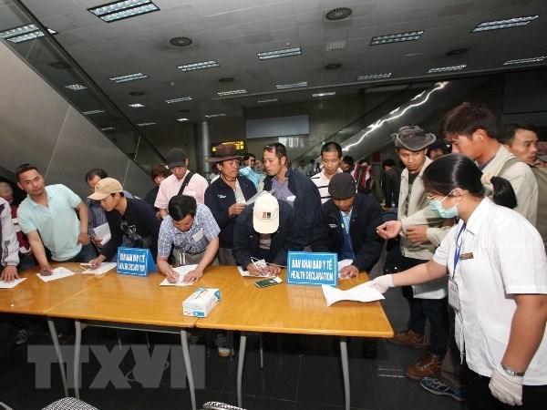 COVID-19: Presenta Vietnam aplicacion movil de auxilio a trabajadores en extranjero hinh anh 1