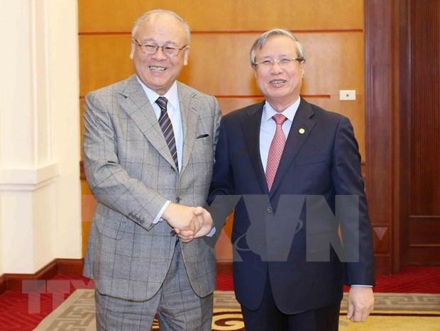 Japon, socio importante a largo plazo de Vietnam hinh anh 1