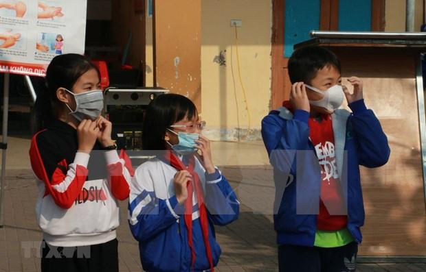 Se extendera hasta finales de junio ano academico en Vietnam hinh anh 1