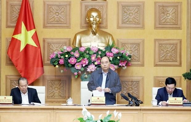 Insta premier de Vietnam a mantener alerta ante riesgo de contagio de COVID-19 hinh anh 1