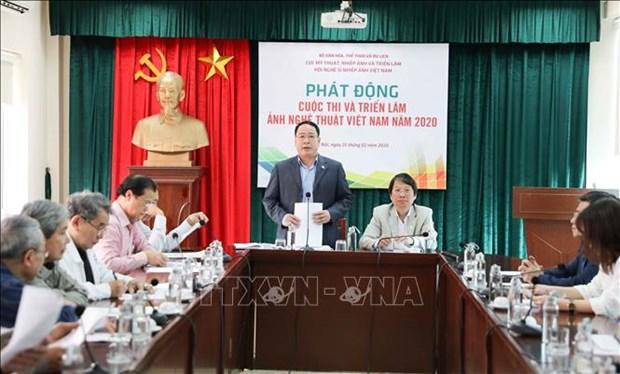 Convocan Concurso y Exposicion de Fotos Artisticas de Vietnam 2020 hinh anh 1