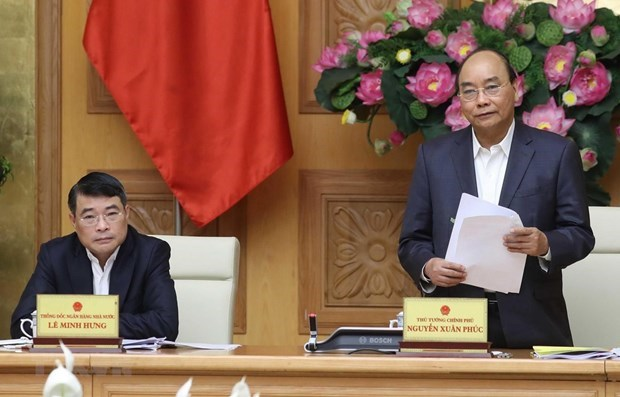Determinado Vietnam a mantener objetivos de crecimiento establecidos hinh anh 1