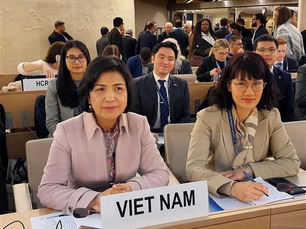 Vietnam se compromete a impulsar la proteccion de los derechos del nino hinh anh 1