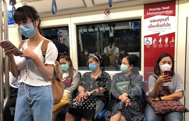 Tailandia declara COVID-19 como enfermedad infecciosa peligrosa hinh anh 1