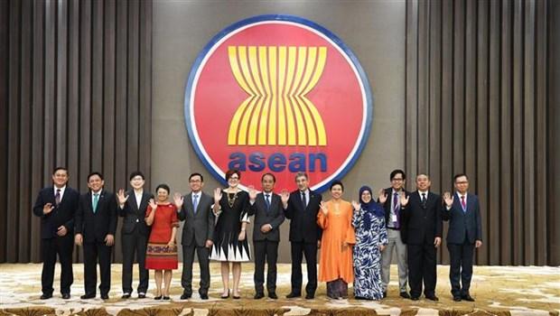 ASEAN y Canada promueven cooperacion integral hinh anh 1