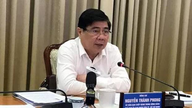 COVID-19: Ciudad Ho Chi Minh suspende otorgamiento de permiso a trabajadores de Daegu hinh anh 1