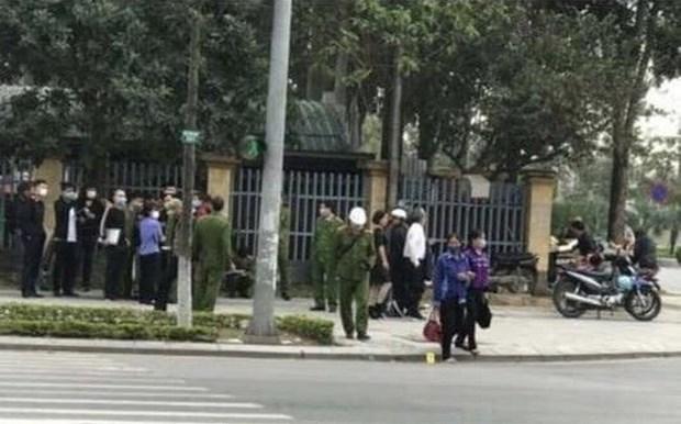 Descartan contagio del COVID-19 en sudcoreano fallecido en Vietnam hinh anh 1