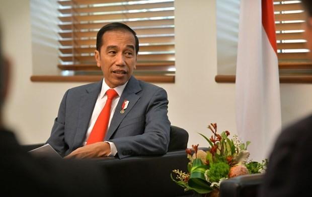 Estados Unidos muestra interes en proyecto de desarrollo de Indonesia hinh anh 1