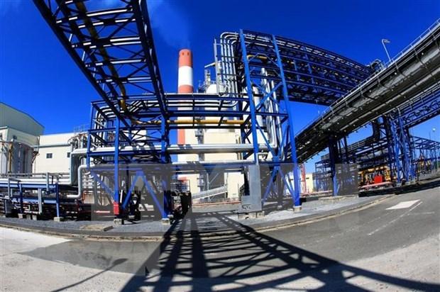 Empresa japonesa proyecta suministrar GNL a central termica vietnamita hinh anh 1