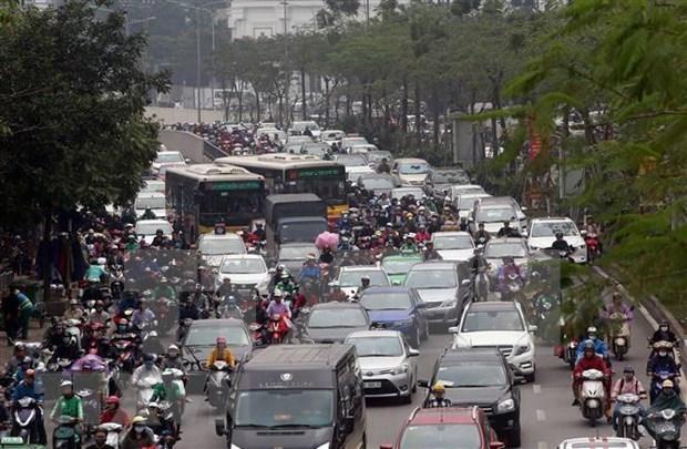 Disminuyen en Vietnam los accidentes de trafico hinh anh 1