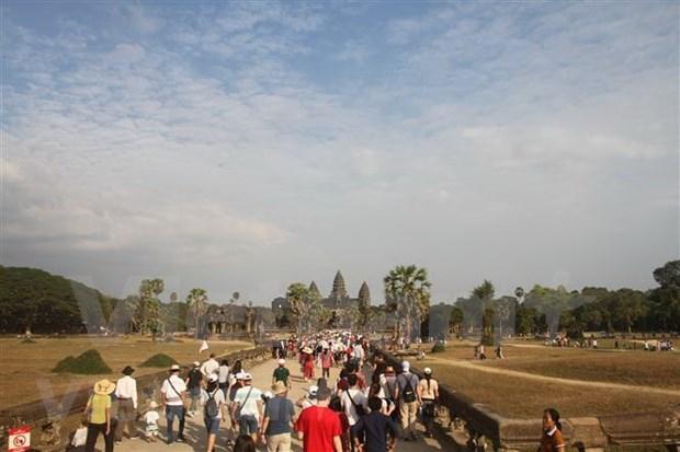 Camboya gana 4,92 mil millones de dolares del turismo en 2019 hinh anh 1