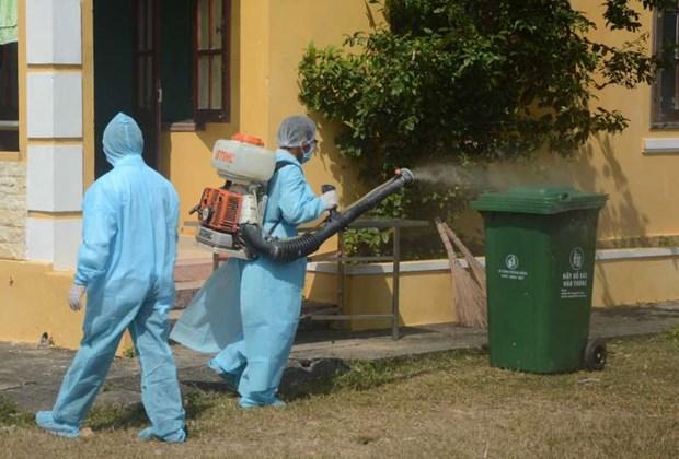 EE.UU. retira a Vietnam de lista de destinos con alto riesgo de coronavirus hinh anh 1