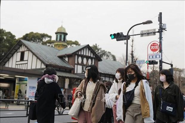Japon apoya a comunidad vietnamita para prevenir COVID-19 hinh anh 1