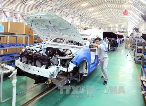 Vietnam considerado como centro comercial para Asia Oriental hinh anh 1