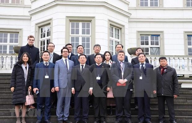 Vietnam impulsa cooperacion con Corporacion Alemana para la Cooperacion Internacional hinh anh 1
