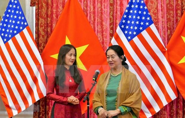 Vietnam patrocina intercambio cultural de ASEAN en EE.UU. hinh anh 1