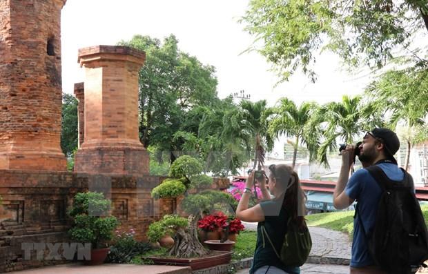 Recibe Vietnam 3,23 millones de visitantes extranjeros hinh anh 1