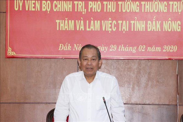Impulsa desarrollo de economia verde en provincia altiplanica de Vietnam hinh anh 1