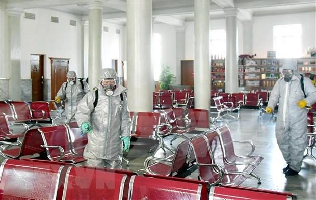 Pide Vietnam tratamiento efectivo de su ciudadano infectado con COVID-19 en Corea del Sur hinh anh 1