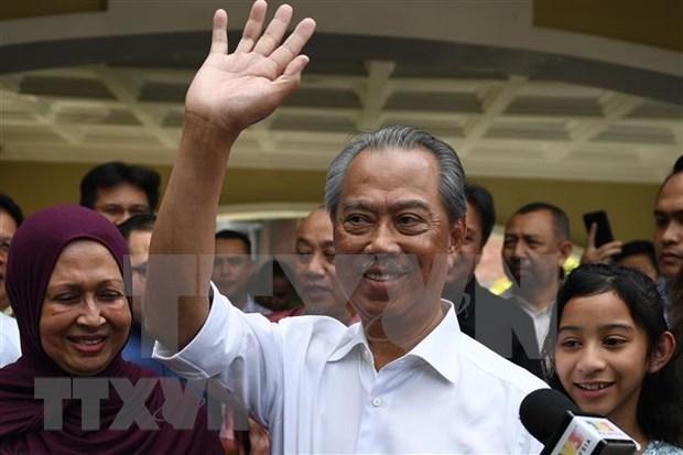 Malasia tiene nuevo primer ministro hinh anh 1