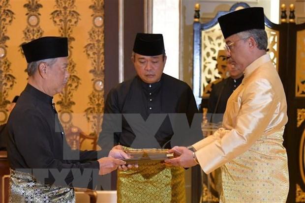 Muhyiddin Yassin se convierte en el octavo primer ministro de Malasia hinh anh 1
