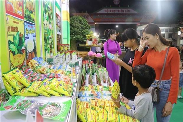 Promueve Vietnam el consumo de productos nacionales hinh anh 1