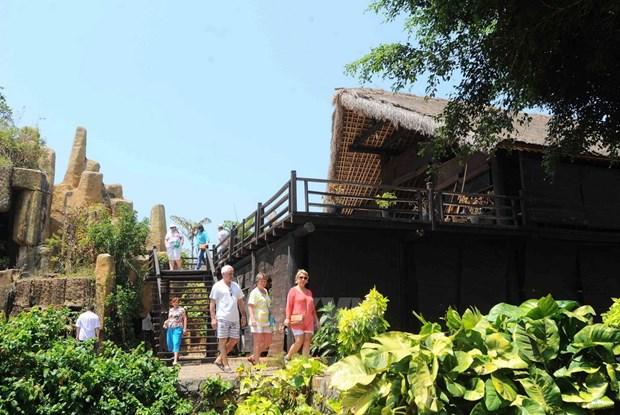Provincia vietnamita busca recuperar actividades turisticas pese al impacto del COVID-19 hinh anh 1