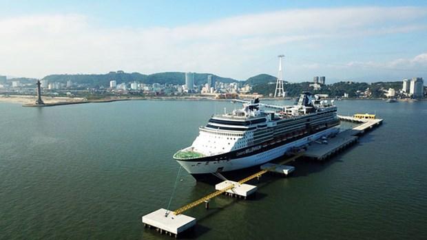 Invierten en Vietnam casi siete millones de dolares para construir puerto de pasajeros de Con Dao hinh anh 1