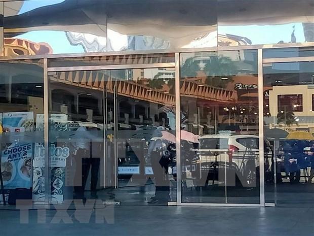 Identifican al culpable de toma de rehenes en centro comercial de Manila hinh anh 1