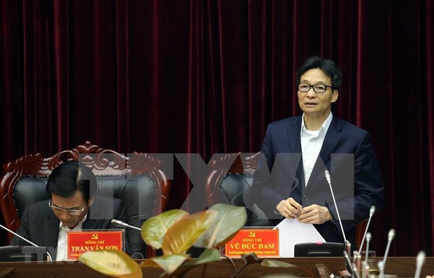 Vietnam mantiene la vigilancia para prevenir expansion del COVID-19 hinh anh 1