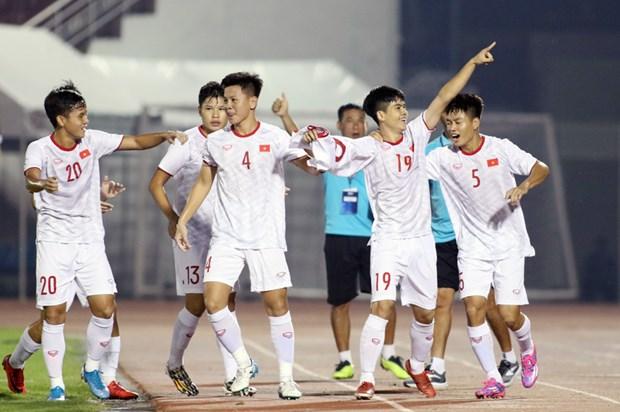 Participara Vietnam en torneo amistoso de futbol en Francia hinh anh 1