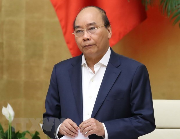 Premier vietnamita pide brindar maxima asistencia a la produccion y negocios hinh anh 1