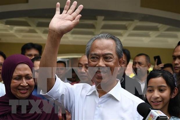 Nuevo primer ministro de Malasia solicita apoyo del pueblo hinh anh 1