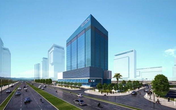 Samsung construye nuevo centro de investigacion y desarrollo en Vietnam hinh anh 1